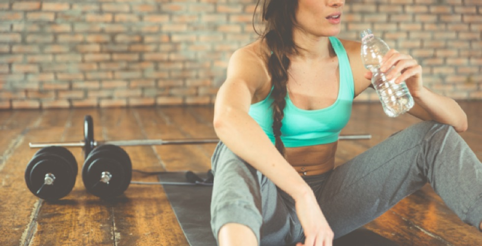 Pauze tijdens de workout? Probeer de Mani Mixes voor een gezond tussendoortje